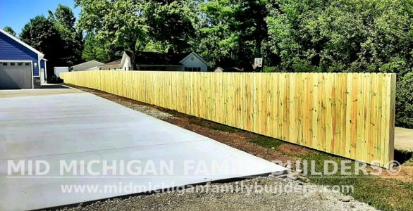Mid Michigan Family Builders Fence Project 06 2021 06 05