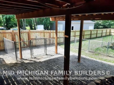 Mid Michigan Family Builders Fence Project 08 2021 02 02