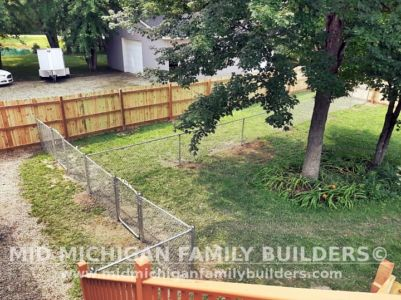 Mid Michigan Family Builders Fence Project 08 2021 02 03