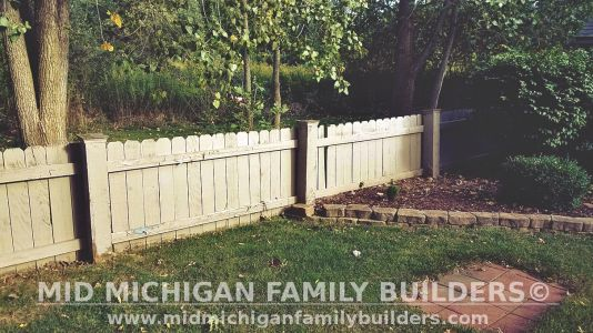 Mid Michigan Family Builders Fence Project 09 2019 01 02