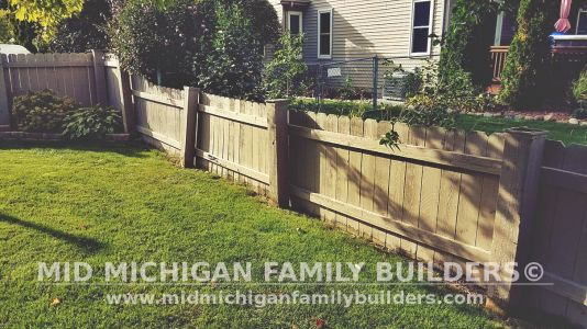 Mid Michigan Family Builders Fence Project 09 2019 01 03