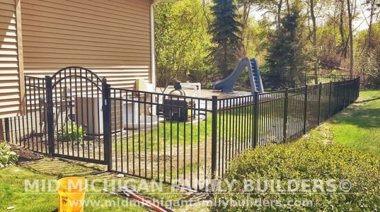 Mid Michigan Family Builders Fence Project 5 2021 01 02