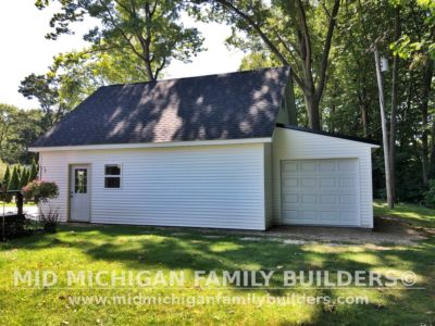 Mid Michigan Family Builders Garage Project 08 2020 01 02