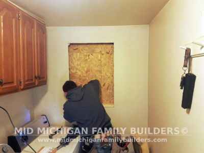 Mid Michigan Family Builders Garage Remodel 05 23 2018 03