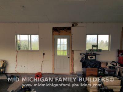 Mid Michigan Family Builders Garage Remodel 05 23 2018 05