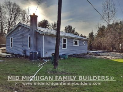Mid Michigan Family Builders Home Addition Framing 02 2020 01 03