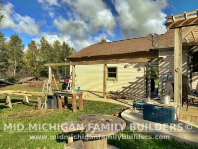 Mid Michigan Family Builders Lean To Project New 10 2021 01 01