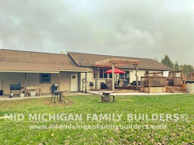 Mid Michigan Family Builders Lean To Project New 10 2021 01 06