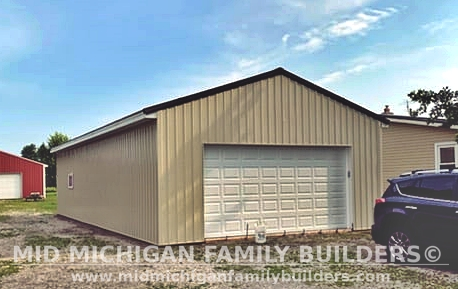 Mid Michigan Family Builders New Barn Project 08 2021 01 02