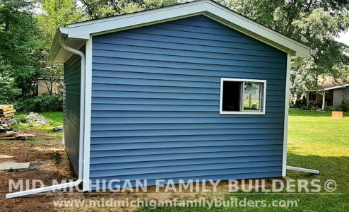 Mid Michigan Family Builders New Shed Project 08 2021 02