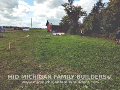 Mid Michigan Family Builders Pole Barn Project 09 2019 01 01