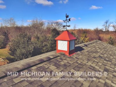 Mid Michigan Family Builders Pole Barn Project 11 2019 01 03