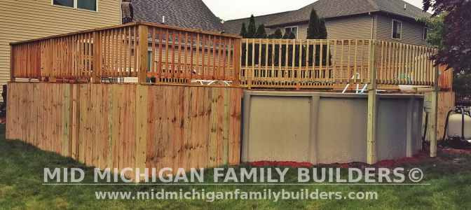 Mid Michigan Family Builders Pool Deck Porject 06 2019 01 01