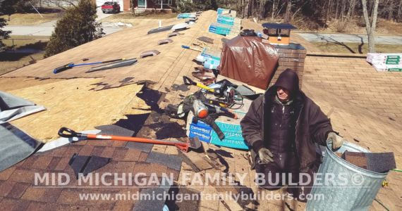 Mid Michigan Family Builders Roofing Project 03 2019 03 04