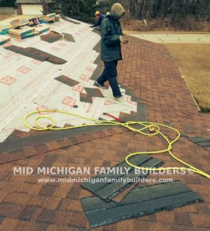 Mid Michigan Family Builders Roofing Project 03 2019 03 10