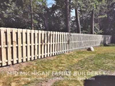 Mid Michigan Family Builders Shadow Box Fence Project 07 2020 02 01
