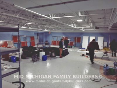 Mid Michigan Famliy Builders Blue Water Pet Care Progress Shots 01 2020 20