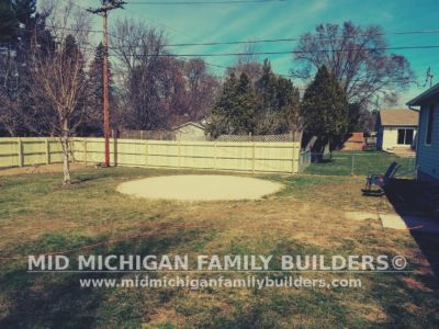 Mid Michigan Family Builders Wooden Fence Project 04 2019 02 01