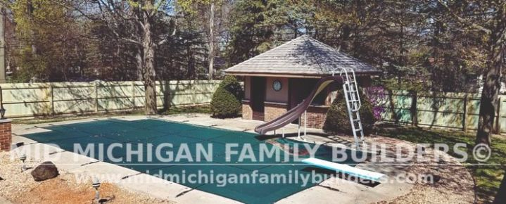 Mid Michigan Family Builders Wooden Fence Project 05 2019 02 06