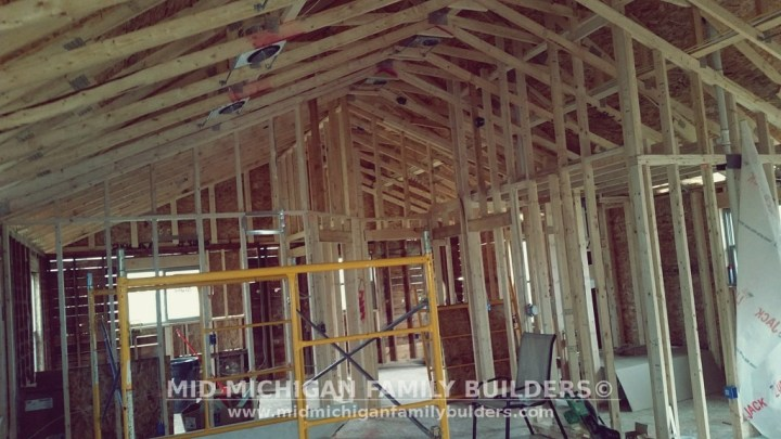 Mid Michigan Family Builders Custom Construction Project Home Rebuild Remodeling