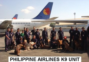 Philippine Airlines K9 Unit
