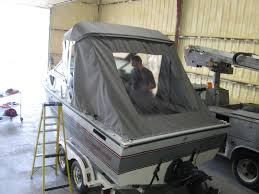 Custom Boat Covers | Mid Michigan Upholstery & Awning