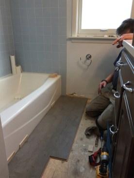 cork install start