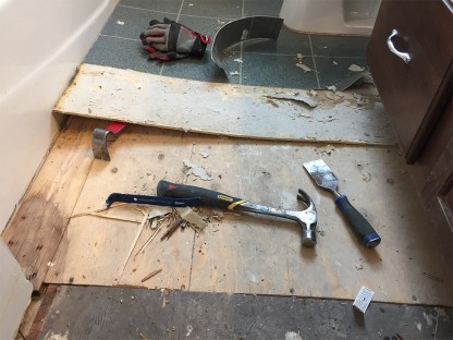 floor removal mid