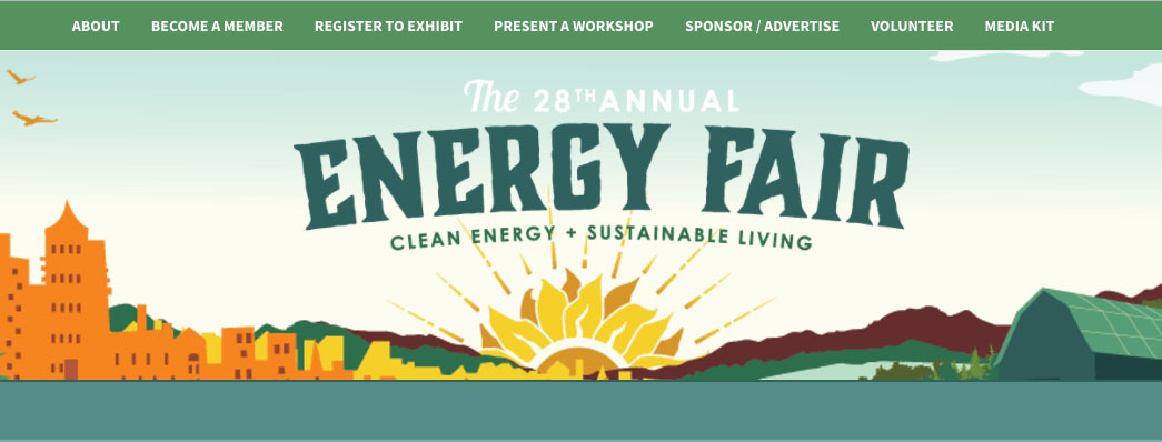 Speaking at MREA Energy Fair: Remodel to Create Your Green Dream House