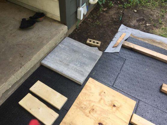 patio paver panels