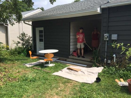 patio prototype