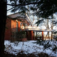 cherokee red house by madison architect herb fritz