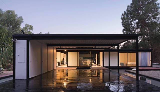 Pierre Koenig - Case Study House No. 21