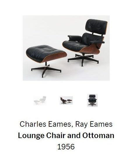 Original Eames Chair or Mid-Century Reproduction