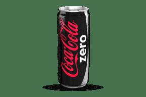 Coca Cola Zero Dose 0.33 l 2