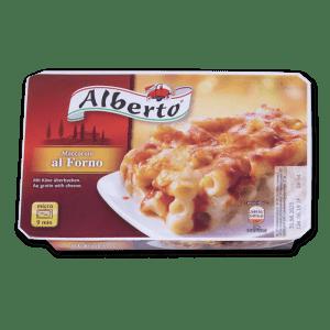 Maccaroni al Forno von Alberto