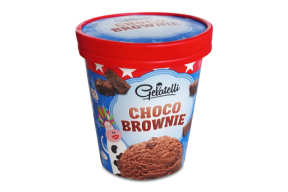MidnightDelivery Wallisellen Zürich Gelatelli Choco-Brownie 500ml