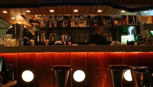 Behind the bar – Armando Rosario