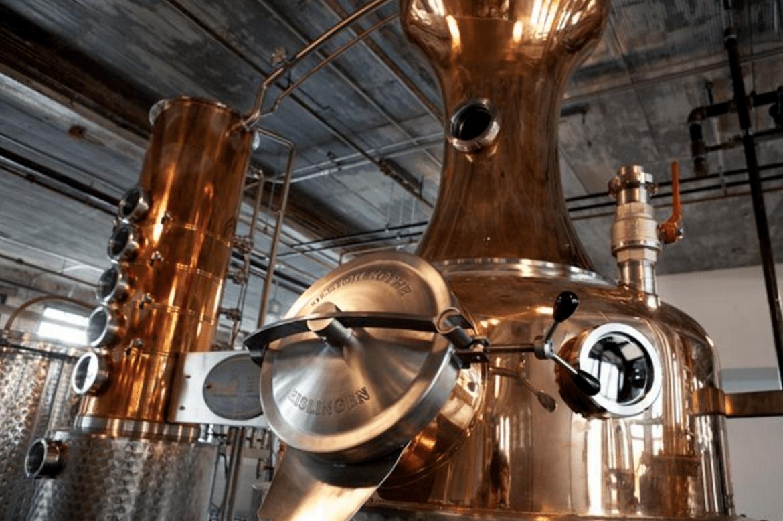 Journeyman Distillery Still