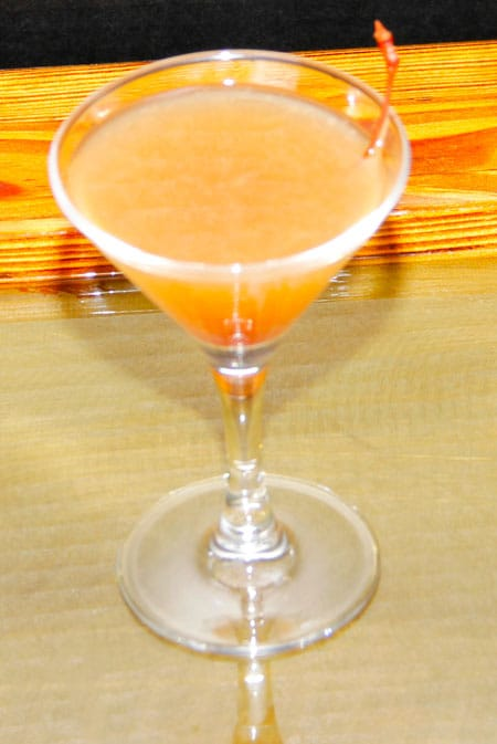 Happy Honey Cocktail