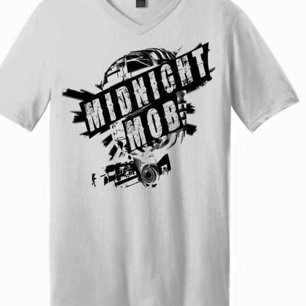 Rock N Roll Mic Logo
