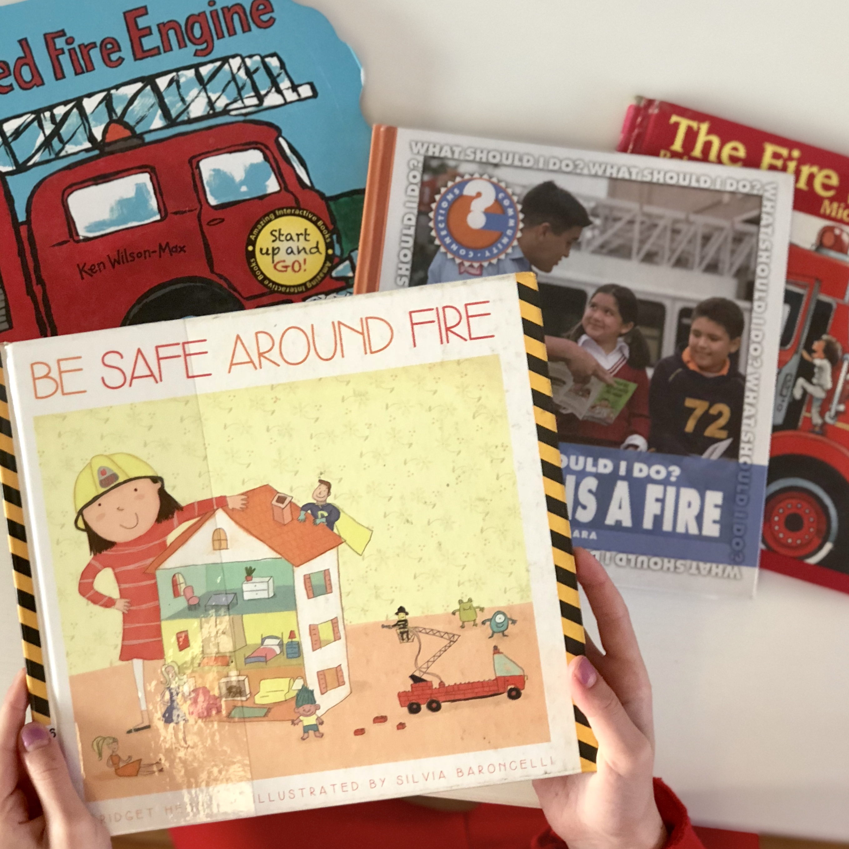 """This is Us"" Inspired Fire Safety for Kids"