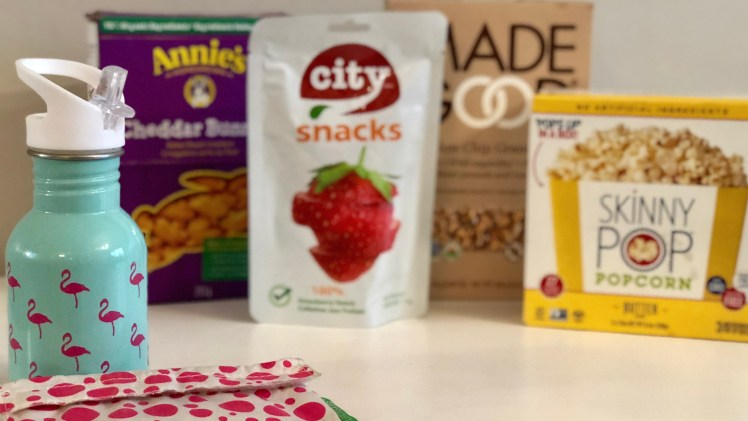 Our Top 10 Healthy Snacks for Kids