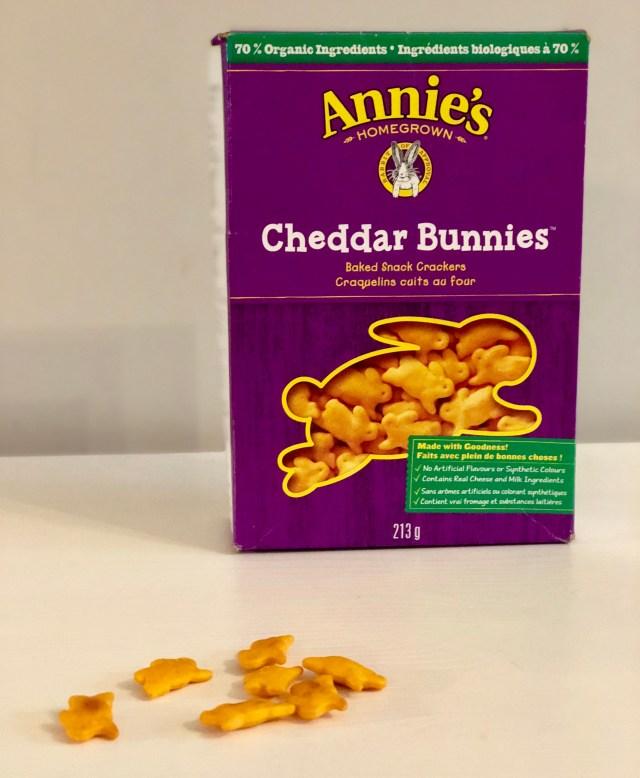 Annie's Cheddar Bunnies