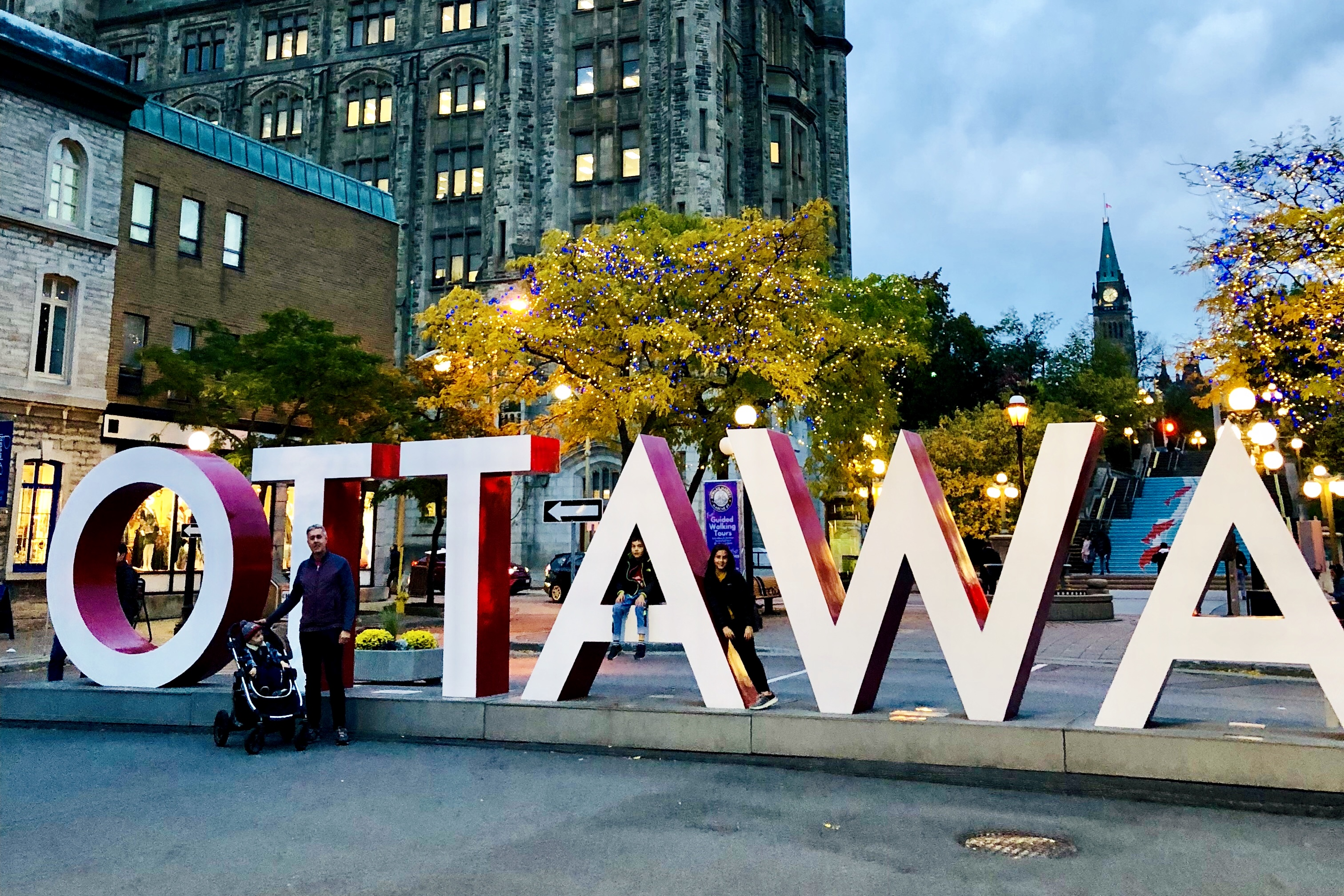 Family Travel: Things to do in Ottawa with Kids