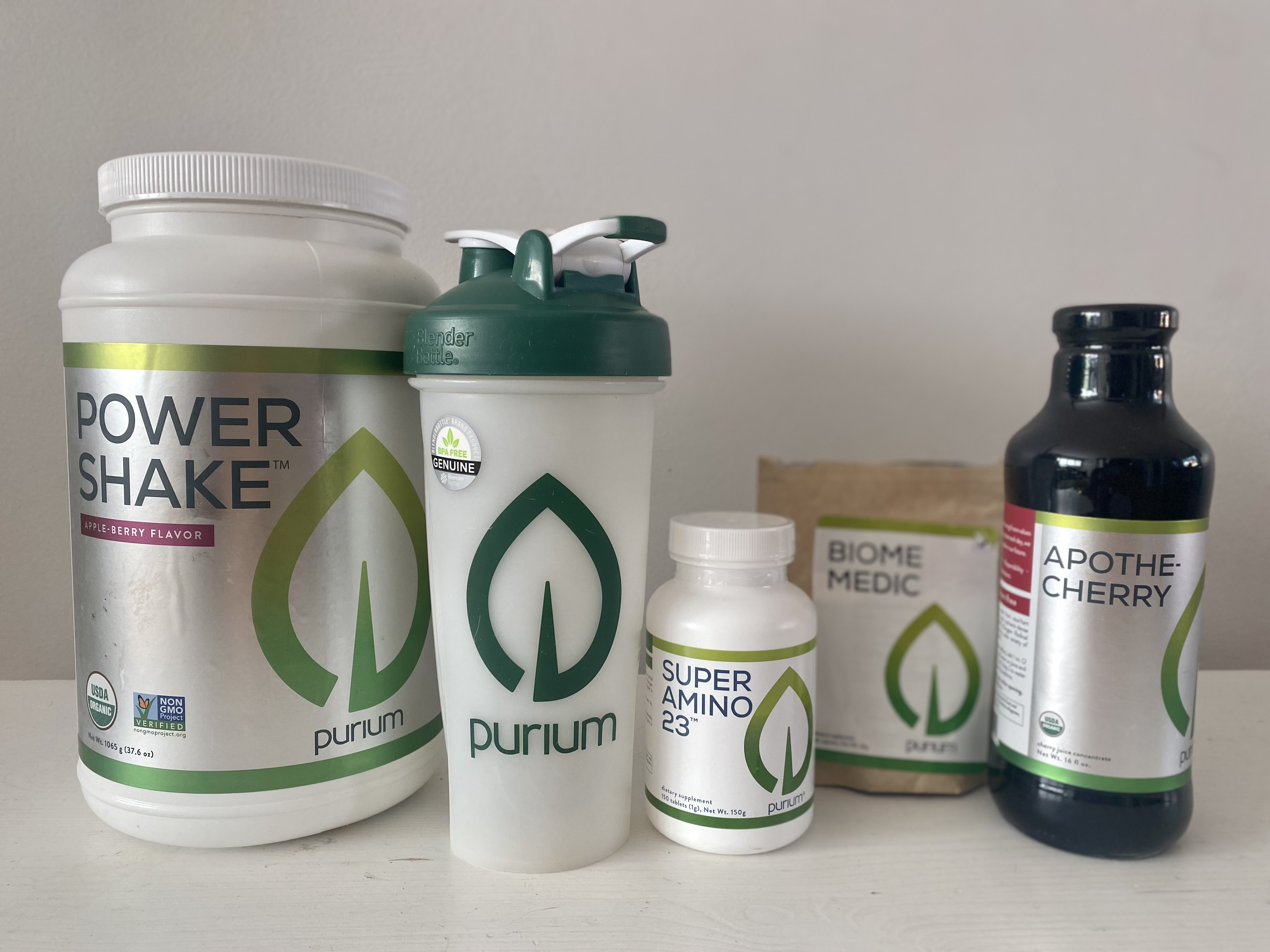 My Purium Transformation: Weight Loss & Inflammation Reduction