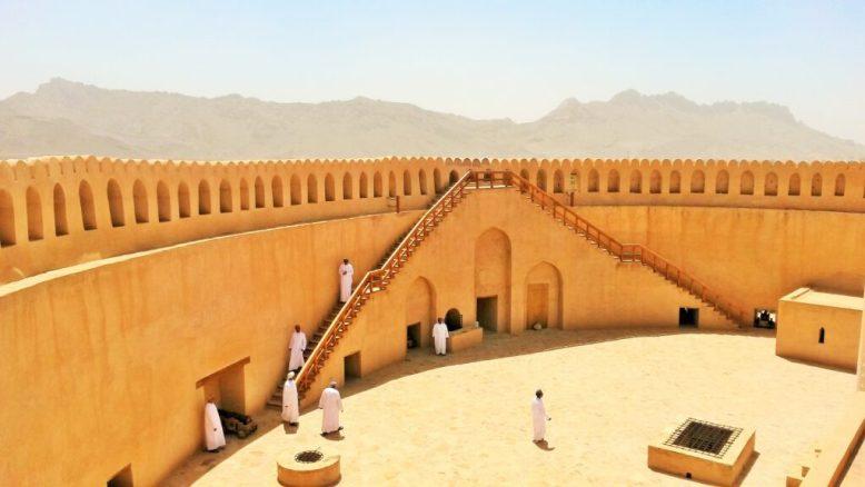 Nizwa Fort im Oman