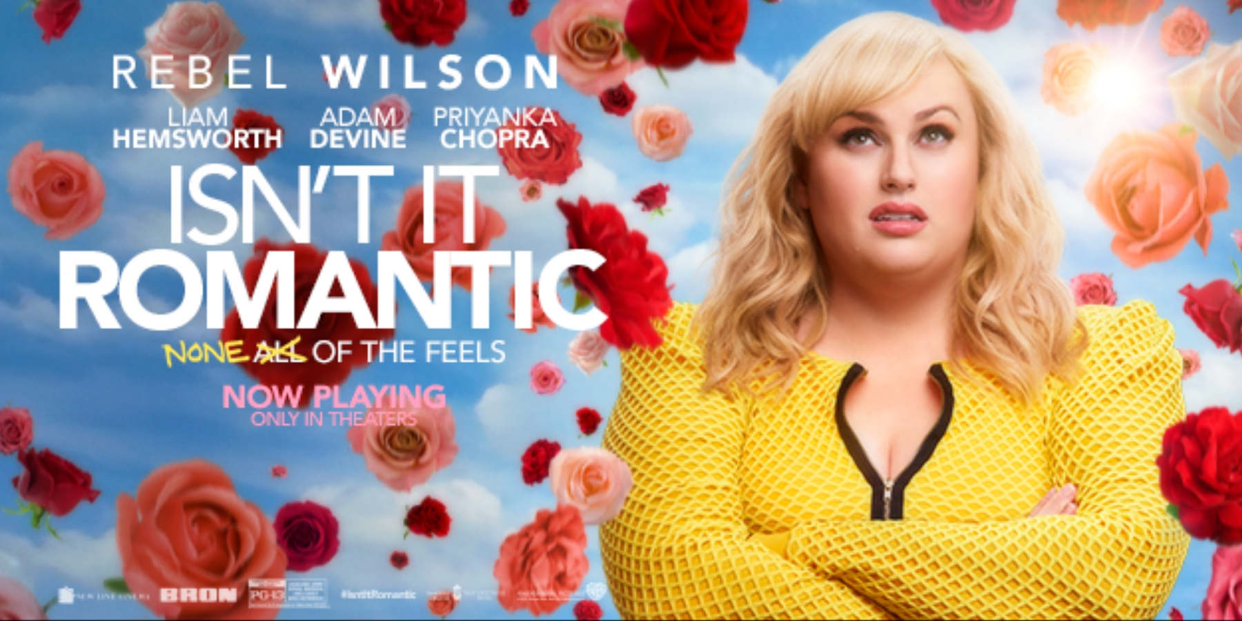 Rebel Wilson is charming, funny, and entertaining in the new Netflix film, Isn't It Romantic