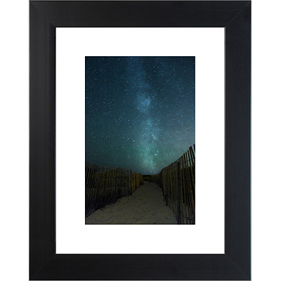Flat Black Framed Photo
