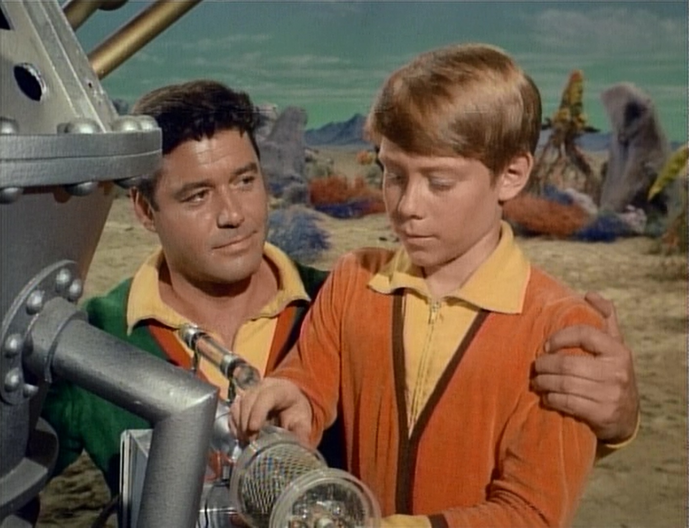 Lost in Space Episode 37: The Deadly Games of Gamma 6